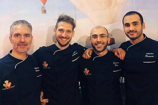 Team Italy Coppa del Mondo di Pasticceria, successo all'Agro.ge.pa.ciock di Lecce