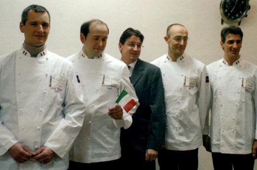 2005 - Ottavo posto